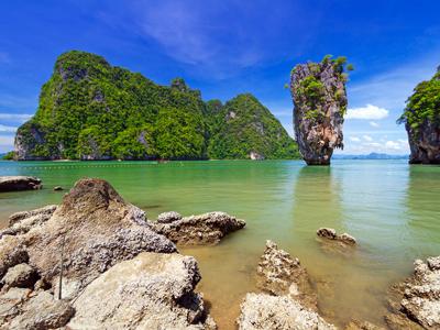 Baie d'Ao Phang-Nga