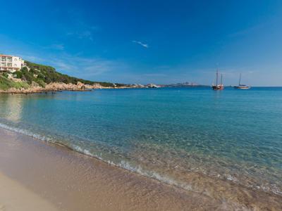 La plage de Baja Sardinia