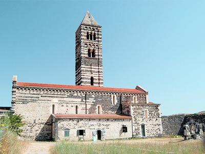 Basilique de Saccargia (Jon Connell / Flickr)