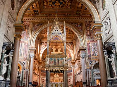 Basilique Saint-Jean-de-Latran (Stefano Costantini / Flickr)
