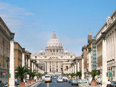 Basilique Saint-Pierre (edwin.11 / Flickr)