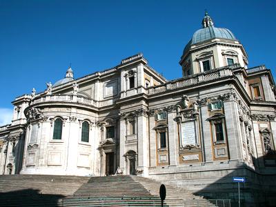Basilique Sainte-Marie-Majeure (Justin Ennis / Flickr)
