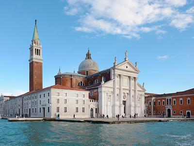 Basilique San Giorgio Maggiore (Wolfgang Moroder / Wikimedia Commons)