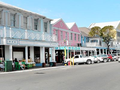 Bay Street (Roger / Flickr)