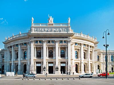 Burgtheater (piotr i?owiecki / Flickr)
