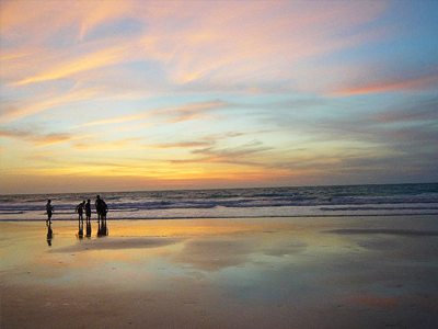 Cable Beach (Eulinky / Flickr)