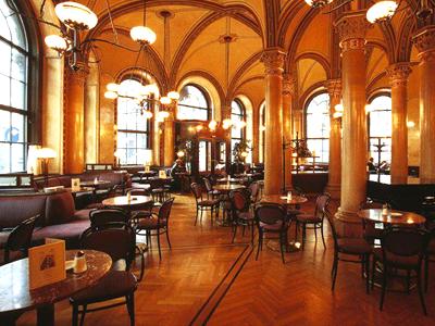 Café Central (vienna.info / Facebook)