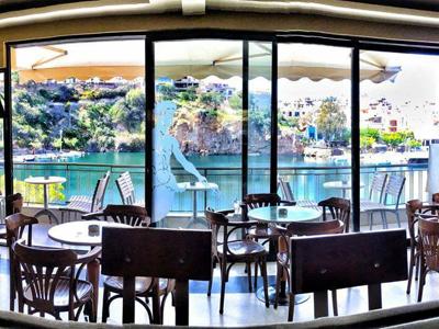 Le restaurant Café du Lac