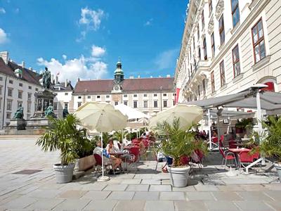 Café Hofburg (Café Hofburg / Site web)