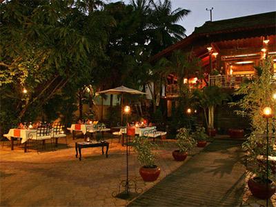 Café Indochine à Siem Reap