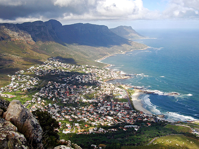 Camps Bay (warrenski / Flickr)