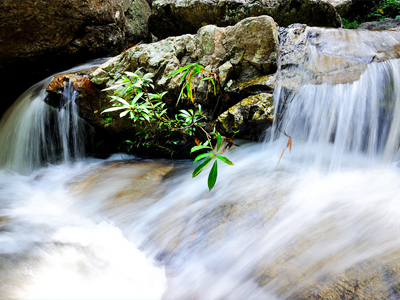 Cascade Huay Toh (Mith Huang / Flickr)