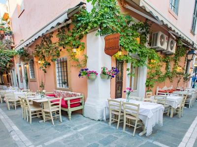 Le restaurant Castello