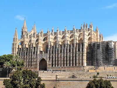 Cathédrale de Palma (Iivaan96 / Wikimedia Commons)