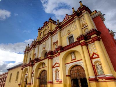 Cathédrale de San cristobal - Journey mexico
