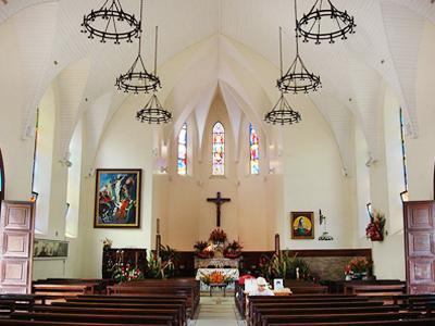 Cathédrale Notre-Dame de Papeete (Sergio Calleja / Wikimedia Commons)