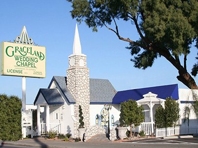 La chapelle Graceland