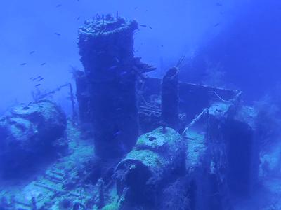 Cimetière des bateaux de Cape Santa Maria (Rmag / Youtube)