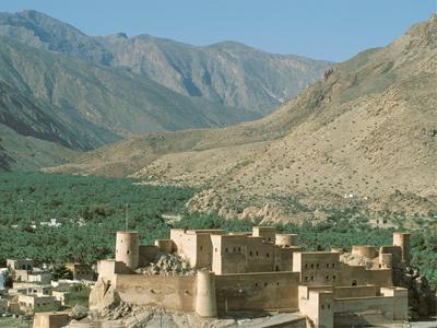 Citadelle de Bahla - OT Oman