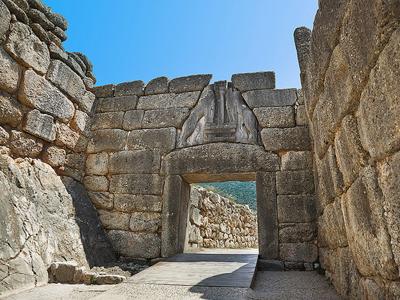 Citadelle de Mycènes (Discover Peloponnese / Flickr)