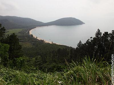 Le Col des Nuages au Vietnam