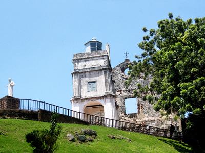 Colline de Saint-Paul (Xuanxu / Flickr)