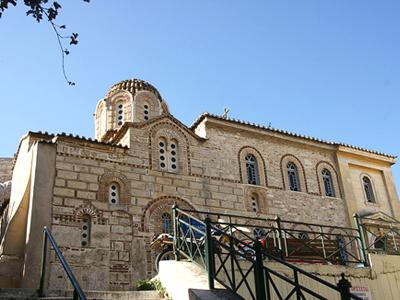 Eglise d'Agios Nikolaos Ragavas (Gerry Labrijn / Flickr)
