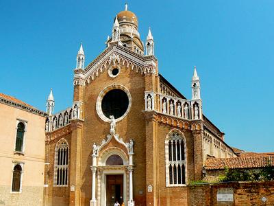 Église de la Madonna dell'Orto (Nick Bramhall / Flickr)