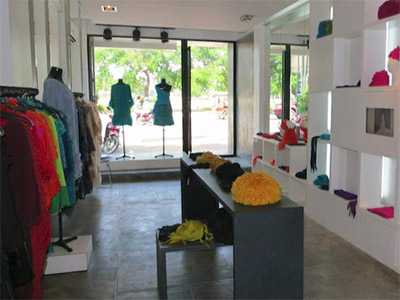 Boutique Eric Raisina