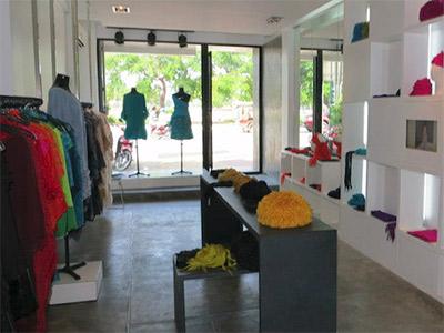 Boutique Eric Raisina