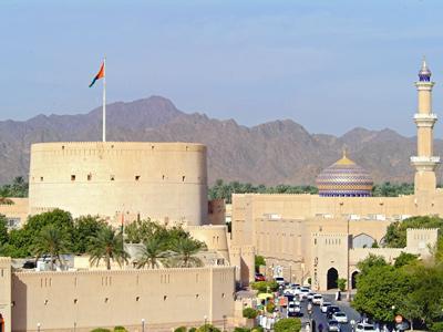 Fort de Nizwa - OT Oman