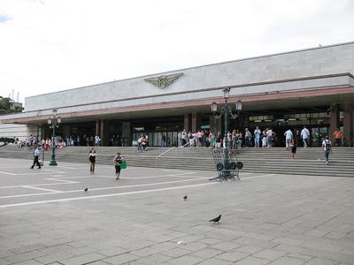 Gare de Venise-Santa-Lucia (photobeppus / Flickr)