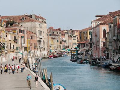 Ghetto de Venise (Szilveszter Farkas / Flickr)