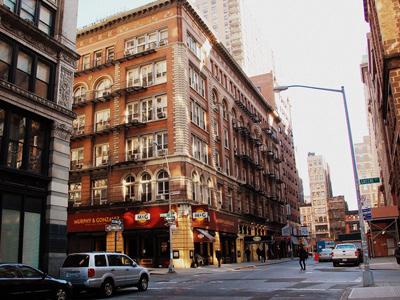 Greenwich Village - LWYang