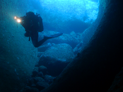 Grotta di Nereo (ArchiMete / Flickr)