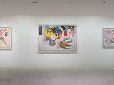 Exposition Kandinsky au Guggenheim - Flickr