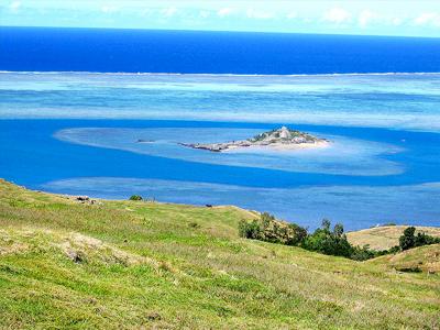Île Hermitage (Ashwin CM / Flickr)