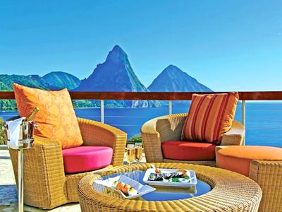 Jade Mountain Club (Jade Mountain St Lucia / Facebook)