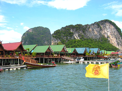 Koh Panyi (Glen MacLarty / Wikimedia Commons)