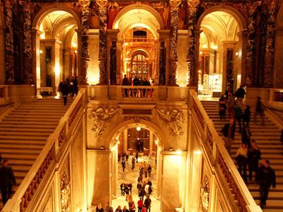 Kunsthistorisches Museum (Mario Spann / Flickr)