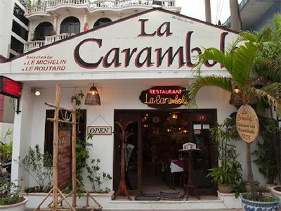 Restaurant La Carambole