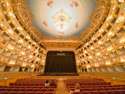 La Fenice (Steve Collis / Flickr)
