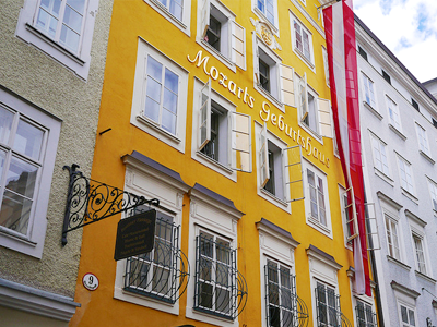 La Maison Mozart (K?rlis Dambr?ns / Flickr)