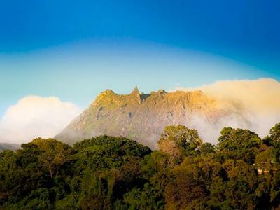 La Soufrière (Les Îles de Guadeloupe - CTIG / Facebook)