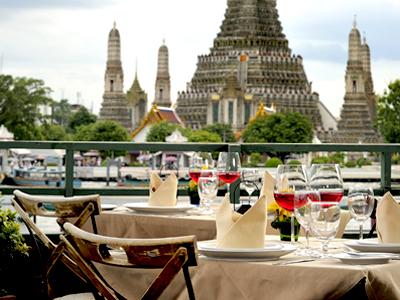Restaurant Le Deck