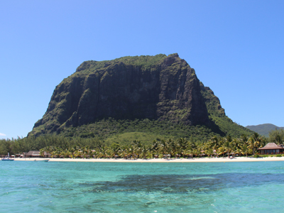 Le Morne Brabant - nautil