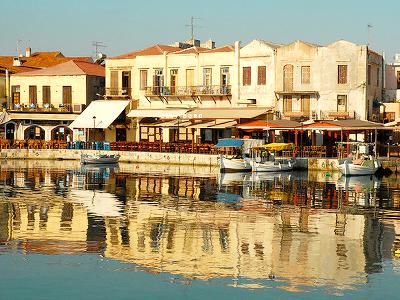 Le quartier historique de Réthymnon (Luigi Rosa / Flickr)