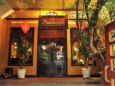 Restaurant Le Mandarine à Saigon