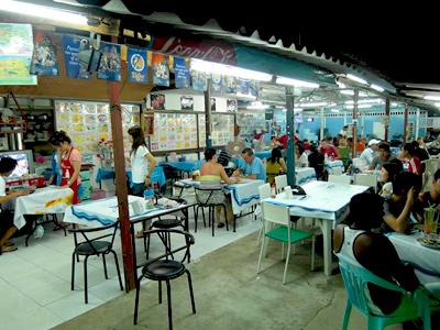 Restaurant MIT Samui en Thaïlande