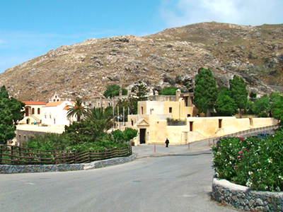 Monastère de Prévéli (Tango7174 / Wikimédia Commons)
